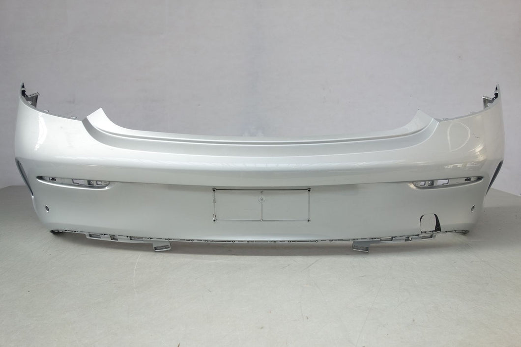 GENUINE MERCEDES BENZ C CLASS COUPE AMG LINE C205 2016on REAR BUMPER A2058858438