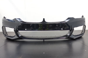 GENUINE BMW 5 SERIES G30 G31 2017-onwards M SPORT FRONT BUMPER p/n 51118064928