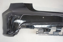 Load image into Gallery viewer, GENUINE MERCEDES BENZ A CLASS 2012-17 W176 AMG LINE REAR BUMPER p/n A1768852325