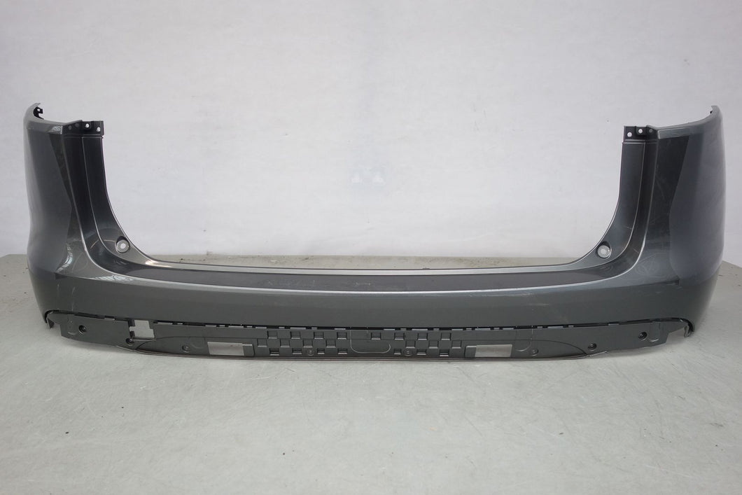 GENUINE JAGUAR F PACE X761 5 Door SUV REAR BUMPER Upper Section HK83-17D781-AAW