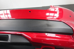 GENUINE NISSAN MICRA K14 2017-onwards Hatchback REAR BUMPER p/n 85022 5FA0H