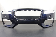 Load image into Gallery viewer, GENUINE JAGUAR XF-S XFS XF S V6 2015-onwards FRONT BUMPER p/n GX6M-17F003-A