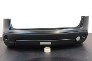 GENUINE NISSAN QASHQAI 2006-2009 5 Door SUV REAR BUMPER p/n 85022 JD00H