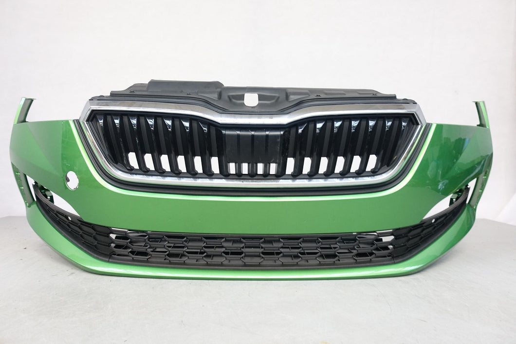 GENUINE SKODA SCALA 2019-onwards Hatchback FRONT BUMPER p/n 657807221