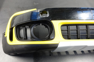GENUINE MINI COUNTRYMAN F60 Hatchback 2017-onwards FRONT BUMPER p/n 51117405409