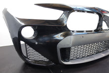Load image into Gallery viewer, GENUINE BMW X2 F39 M SPORT SUV 5 Door FRONT BUMPER p/n 51118069086