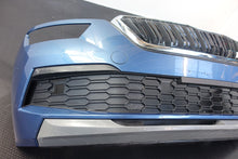 Load image into Gallery viewer, GENUINE SKODA KAMIQ 2019-onwards Compact SUV 5 Door FRONT BUMPER p/n 658807221
