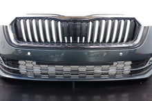 Load image into Gallery viewer, GENUINE SKODA OCTAVIA SE 2020-onwards FRONT BUMPER p/n 5E3853677