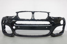 Load image into Gallery viewer, GENUINE BMW X3 F25 2014-onwards SUV 5 Door M SPORT FRONT BUMPER p/n 51118056874