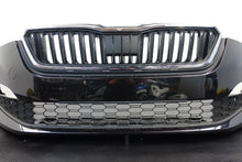 Load image into Gallery viewer, GENUINE SKODA SCALA 2019-onwards Hatchback FRONT BUMPER p/n 657807221