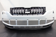 Load image into Gallery viewer, GENUINE SKODA KODIAQ 2017-onward 5 Door SUV FRONT BUMPER p/n 565807221