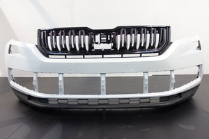 GENUINE SKODA KODIAQ 2017-onward 5 Door SUV FRONT BUMPER p/n 565807221