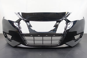 GENUINE NISSAN MICRA K14 2017-onwards Hatchback FRONT BUMPER p/n 62022 5FA0H