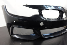 Load image into Gallery viewer, GENUINE BMW 4 SERIES F32/33 M Sport Coupe/Cabrio FRONT BUMPER p/n 51118054502