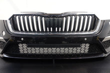 Load image into Gallery viewer, GENUINE SKODA OCTAVIA VRS 2020-onwards FRONT BUMPER p/n 5E3853677B