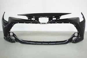 GENUINE Toyota Corolla HYBRID 2019-onwards FRONT BUMPER p/n 52119-02P40