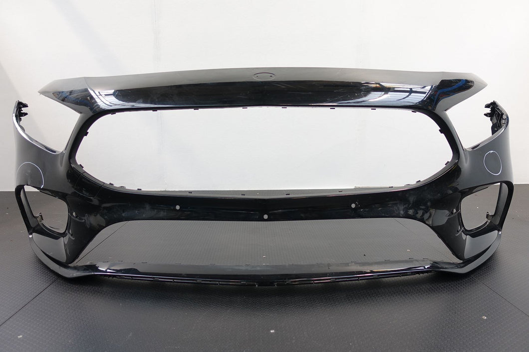 GENUINE MERCEDES BENZ A CLASS 2018-onwards W177 AMG FRONT BUMPER p/n A1778856100