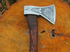 Handmade Viking Axe Pendant | Tree Of Life Pendant Axe | Celtic Sharp Axe |