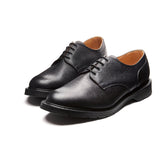Black Grain 4 Eye Gibson Shoe