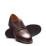Burgundy Grain 4 Eye Gibson Shoe