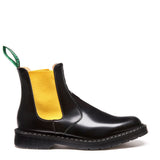 Yellow & Black Dealer Boot