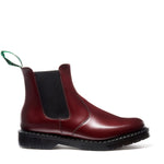 Oxblood Hi-Shine Dealer Boot
