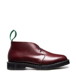 Oxblood Hi-Shine Chukka Boot