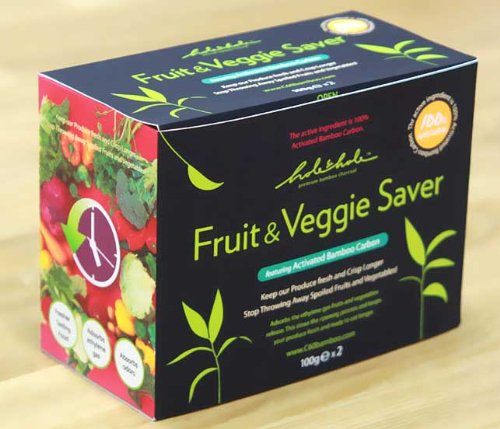 Fruit & Veggie Saver 2-Pack Box