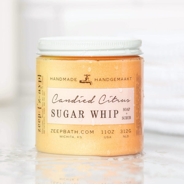 Candied Citrus Sugar Whip