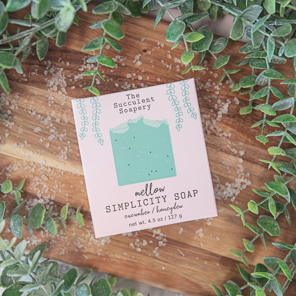 Mellow Simplicity Soap
