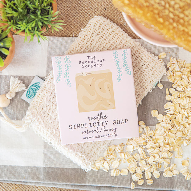 Soothe Simplicity Soap 1