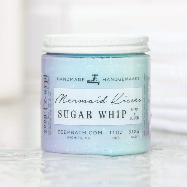 Mermaid Kisses Sugar Whip