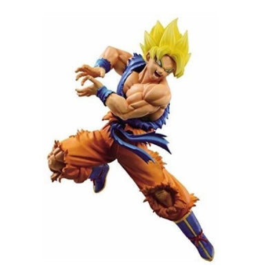 DRAGON BALL SUPER : Z-BATTLE FIGURE - SUPER SAIYAN GOKU