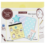 ANIMAL LESSON STATIONERY GIFT SET - Tokyo Japanese Lifestyle