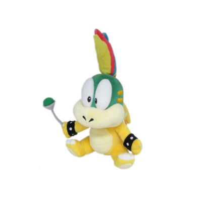 SUPER MARIO : LEMMY KOOPA PLUSH 8