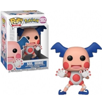 POP! GAMES POKEMON : Mr. MIME #582