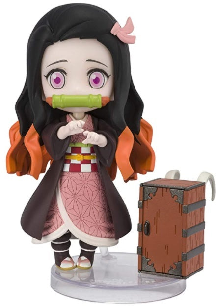 DEMON SLAYER (KIMETSU NO YAIBA) FIGUARTS MINI NEZUKO KAMADO
