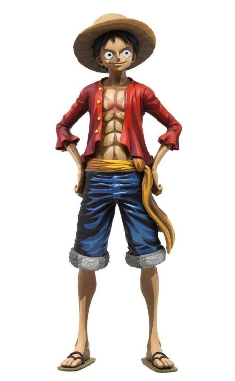 ONE PIECE GRANDISTA MANGA DIMENSIONS MONKEY D. LUFFY - Tokyo Japanese Lifestyle