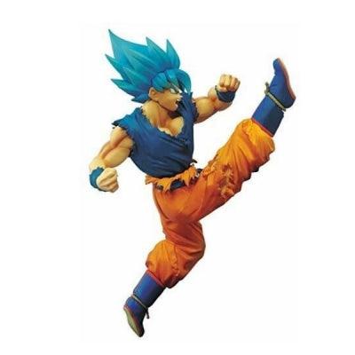 DRAGON BALL SUPER : Z-BATTLE FIGURE - SUPER SAIYAN GOD SUPER SAIYAN GOKU