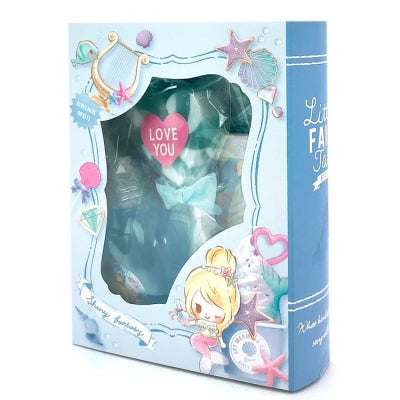 LITTLE FAIRY TAIL STATIONERY GIFT SET : THE LITTLE MERMAID
