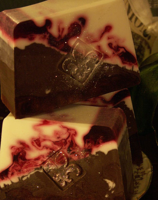 Winter Soap Bars