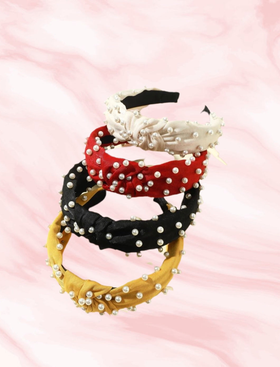 "The ""Oh Pearl"" Headbands"