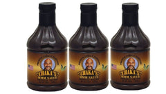 CHAKA'S MARINADE All Natural Sauce (3) Original 34oz