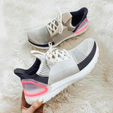 Mokoshoes Leisure Sports Texture Mixed Sneakers
