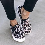 Mokoshoes Casual Print Slip-On Sneakers