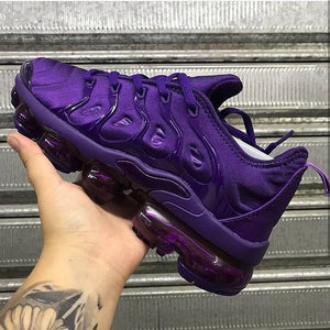 Mokoshoes Plus Air Cushion Purple Sneakers