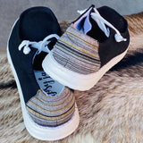 Mokoshoes Slip-On Lofter Sneakers