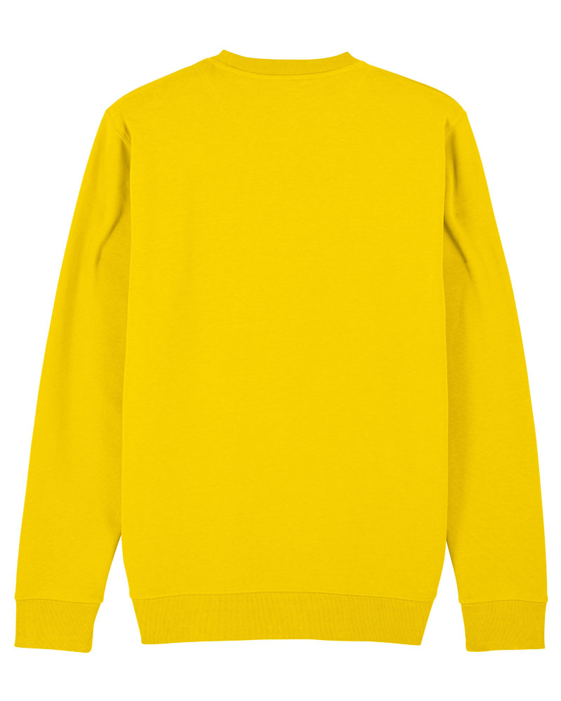 Houndstooth - Golden Yellow Sweatshirt