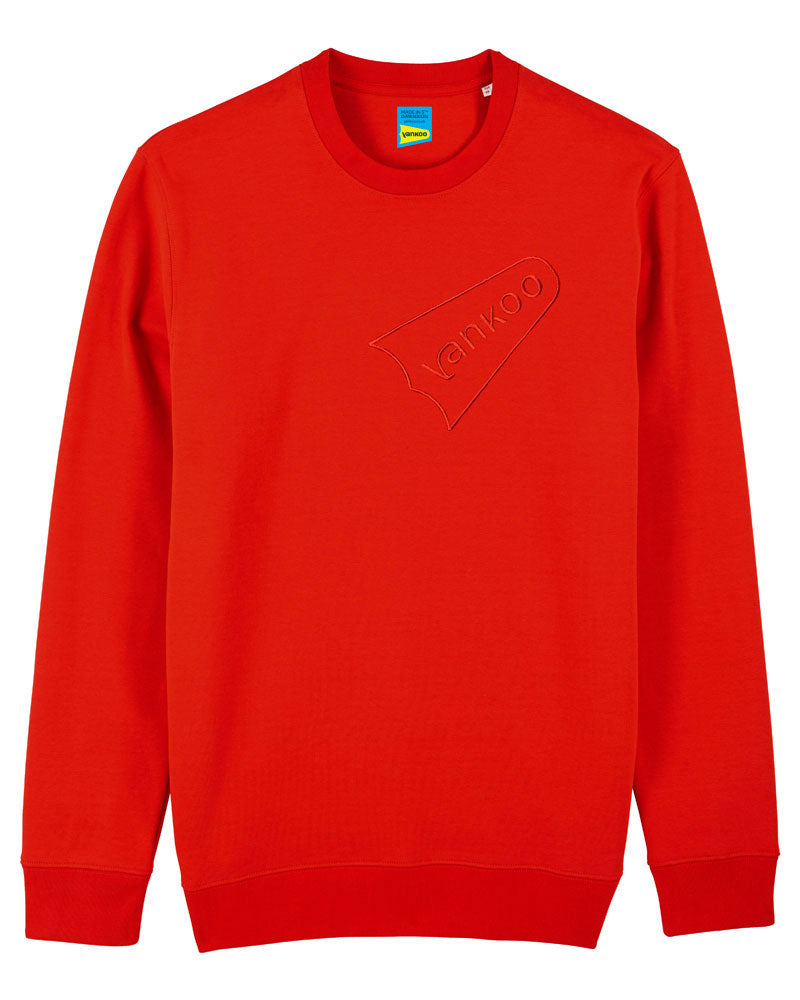 Mono - Bright Red Sweatshirt