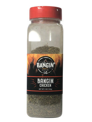 BanginMeats BANGIN CHICKEN Seasoning Mix 5oz - Bangin Meats